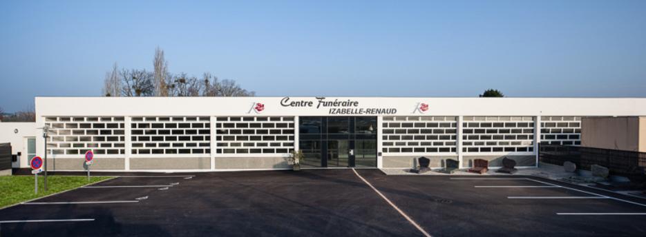 Centre funéraire Izabelle Renaud Saint-Lô